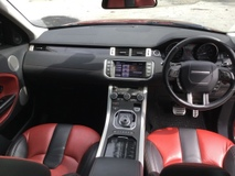 2013 LAND ROVER EVOQUE SI4 FULLY DYNAMICS