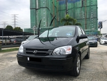 2005 HYUNDAI GETZ 1.3 (A) CCRIS AKPK CAN LOAN . BLACKLIST SAA NO DOCUMENT CAN LOAN . CTOS PTPTN CAN LOAN