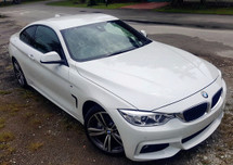 2013 BMW 4 SERIES 435I MSPORT 3.0 TWIN POWER TURBO UK SPEC UNREG