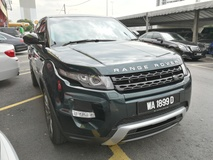2014 LAND ROVER EVOQUE 2.0 Si4 Facelift 9 speed 25K Mileage Car King