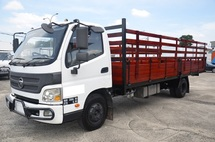 2017 Bison BJ1059XL Wooden Kargo Body 5000kg 20ft