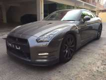 2012 NISSAN SKYLINE GT-R AUTECH VERSION 40TH ANNIVERSARY