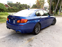 2014 BMW M5 M SPORT F10 TWIN TURBO UNREG