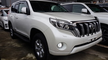 2014 TOYOTA LAND CRUISER TX L PACKAGE