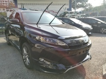 2014 TOYOTA HARRIER Harrier 2.0 Premium Advance (surround camera)