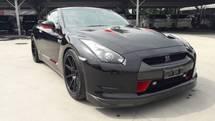2008 NISSAN GT-R GT-R PREMIUM EDITION