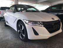 2015 HONDA S660 SPORT CAR KEI MODEL UNREGISTER 2015