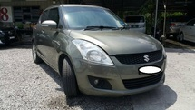 2014 SUZUKI SWIFT 1.4 (A)