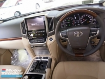 2016 TOYOTA LAND CRUISER 4.6 V8 Model ZX New Model (NO SST)
