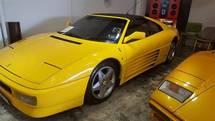 1990 FERRARI 348 FERRARI 348