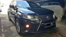 2013 LEXUS RX330 FSport Edition