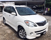 2009 TOYOTA AVANZA nice number tip top condition