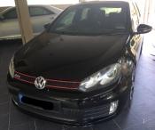 2012 VOLKSWAGEN GOLF GTI Hatchback