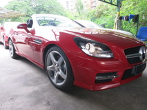 2013 MERCEDES-BENZ SLK 2013 SLK 200 1.8 AMG 7 SPEEDAMG SUSPENSIONAMG EXHAUSTAMG BUCKET LEATHER SEATSAMG BRAKERAMG 18 RIMAMG BODYKI