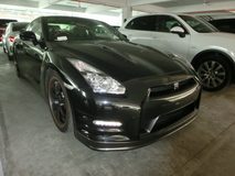 2013 NISSAN GT-R Skyline GTR R35 3.8 Black Edition Unreg INC GST