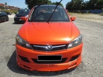 2012 PROTON SAGA FLX cystal orange Full Loan