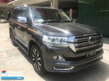 2016 TOYOTA LAND CRUISER 4.6 ZX UNREG
