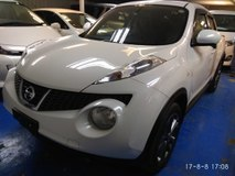 2011 NISSAN JUKE 1.6 GT FOUR TURBO UNREGISTERED