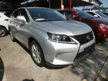 2012 LEXUS RX350 RX 350 Full Spec Unreg Sunroof Power Boot Full Leather Offer Offer