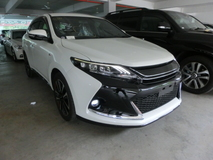 2015 TOYOTA HARRIER 2.0 GS Limited Edition Unreg INC GST