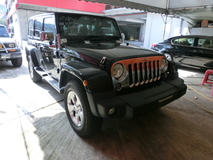 2014 JEEP WRANGLER 3.6 V6 Sahara New Engine Unreg INC GST
