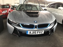 2015 BMW I8 BMW I8 1.5 HYBRID LIKE NEW CHEAPERST IN MARKET 2015 UNREG