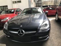 2013 MERCEDES-BENZ SLK SLK200 CGI TURBO SPORT PANORAMIC ROOF ACTUAL YR 2013