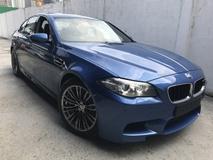 2014 BMW M5 4.4 RED INTERIOR UK FULL SPEC UNREG