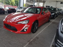 2013 TOYOTA FT-86 GT 86 SPORT JAPAN SPEC RECOND (ACTUAL YR MAKE 2013)