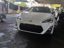 2012 TOYOTA FT-86 GT 86 SPORT JAPAN SPEC RECOND (ACTUAL YR MAKE 2012)