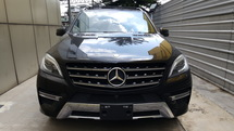 2013 MERCEDES-BENZ ML-CLASS ML350 3.5 AMG PANORAMIC ROOF 4 CAMERA 4MATIC (A) OFFER