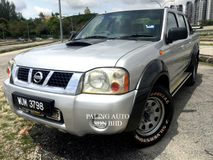 2010 NISSAN FRONTIER 2.5 (M) 4x4 LEATHER SEATS FULL