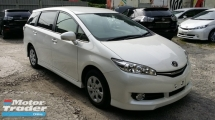 2013 TOYOTA WISH ALL MODEL FULL LOAN Unreg
