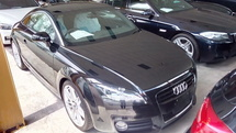 2011 AUDI TT 2.0 TFSI