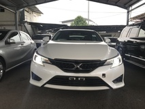 2013 TOYOTA MARK X 2.5 250G JAPAN 2013 UNREG