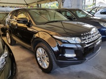 2012 LAND ROVER EVOQUE 2.0 Turbo Meridian Sound System Brown Leather Seats