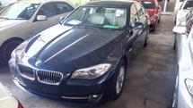 2011 BMW 5 SERIES 528i 2.0 TWIN TURBO