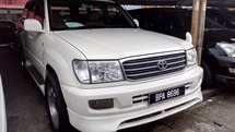 1999 TOYOTA LAND CRUISER 4.2