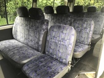 2005 TOYOTA HIACE 2.7 MANUAL 12 SEATS ONE OWNER DIESEL ENGINE NEW TYRE ORIGINAL PAINT ORIGINAL CONDITION NO REPAIR NEEDD
