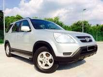 2004 HONDA CRV 2.0 (A)