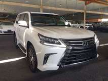 2016 LEXUS LX450 4.5L DIESEL TURBO UNREGISTER 2016
