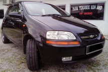 2003 CHEVROLET AVEO IMPORTED AVEO 1.5 (A)