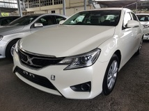 2013 TOYOTA MARK X 250G