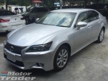 2013 LEXUS GS350 3.5 Japan Premium Selection (UNREG)