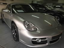 2006 PORSCHE CAYMAN Used Model