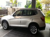2013 BMW X3 XDrive 2.0i