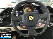 2016 FERRARI 488 GTB 3.9 V8 BI TURBO UNREG RAUNCHY RED COUPE UK