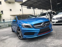 2013 MERCEDES-BENZ A250 AMG SPORT PANORAMIC ROOF
