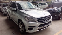 2012 MERCEDES-BENZ ML 250 (A)