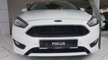 2016 FORD FOCUS 1.5 ECOBOOST SPORT PLUS AND TITANIUM UNREG FULL LOAN